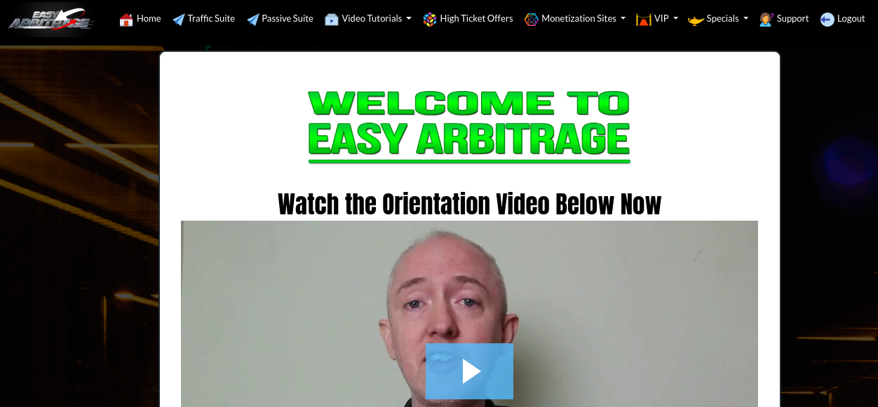Easy Arbitrage Review