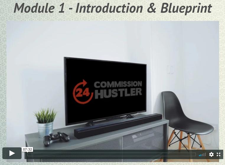 24H Commission Hustler