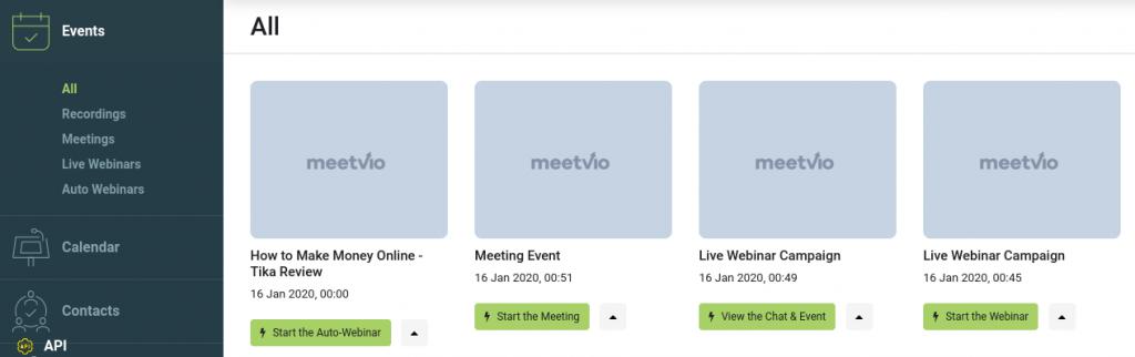 Meetvio Review