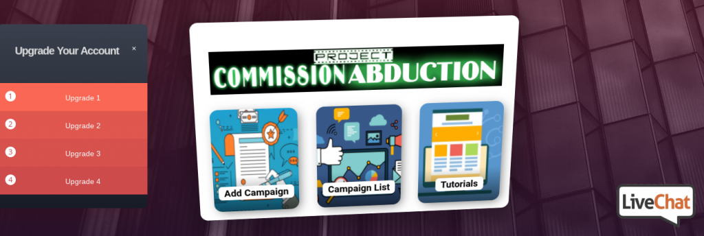 Project Commission Abduction review