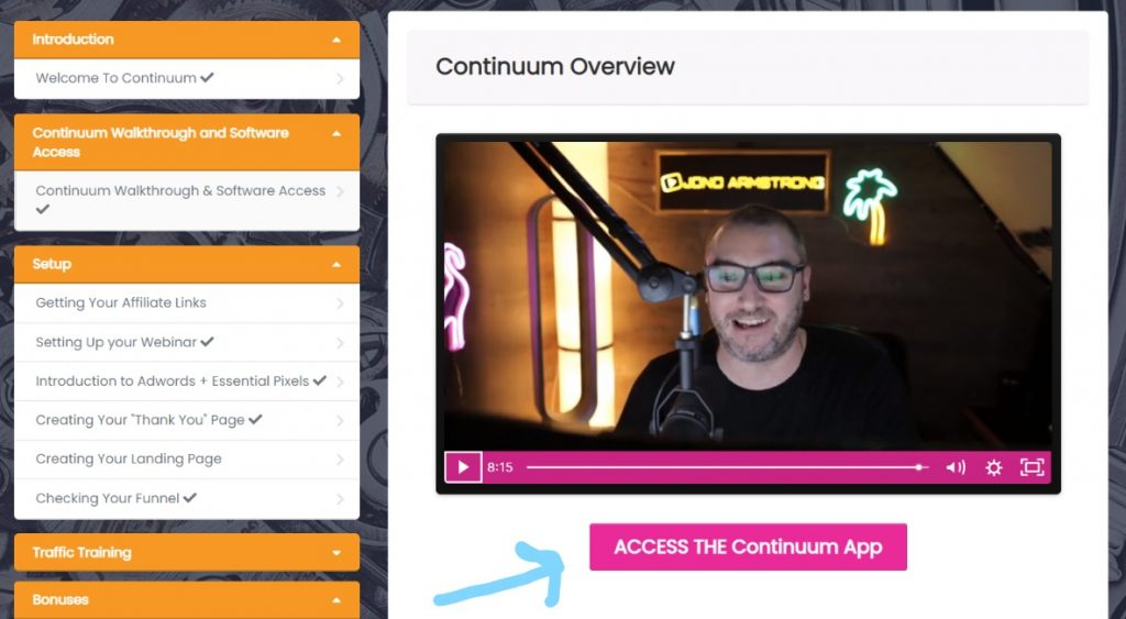 Continuum Review