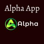 Alpha App Review